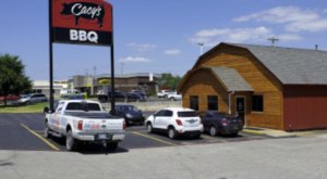 Enjoy Mouthwatering BBQ On The Outskirts Of Town At Cacy's BBQ In Oklahoma