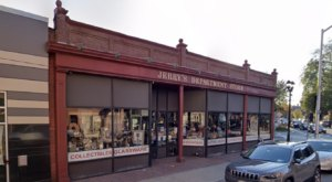 Witch City Consignment & Thrift Is A Two-Story Thrift Shop In Massachusetts That's Almost Too Good To Be True