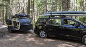 Rent A Teardrop Trailer And Have The Most Epic Overnight Adventure In Oregon Ever