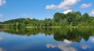 The Largest State Park In Ohio, Salt Fork State Park Is Also One Of The Most Underrated