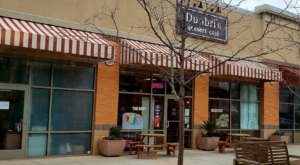 From Self-Serve Frozen Yogurt To Homemade Cakes, There's No Shortage Of Sweets At Dunbri's Dessert Cafe In Virginia