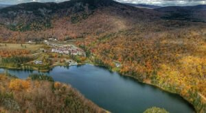 One Of The Most Unique Towns In America, Dixville Notch Is Perfect For A Day Trip In New Hampshire