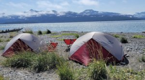Alaska's Best Kept Camping Secret Is This Waterfront Spot With More Than 120 Glorious Campsites