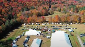 Don't Miss The Biggest Fall Festival In Vermont This Year, 38th Annual Stowe Foliage Arts Festival