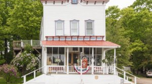 A Trip To One Of The Oldest General Stores In Michigan Is Like Stepping Back In Time