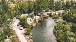 Play All Day Long, Then Camp Overnight On The Banks Of The Provo River