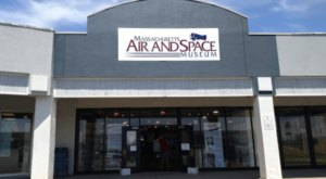 Most Massachusettsans Have Never Heard Of This Fascinating Air And Space Museum