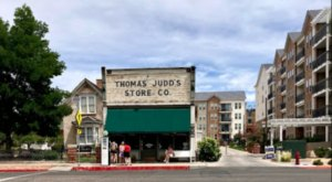 A Trip To One Of The Oldest General Stores In Utah Is Like Stepping Back In Time