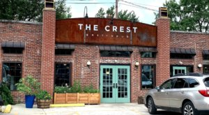 Visit The Crest Gastropub In Ohio For Seasonal Plates And Desserts That Are Almost Too Beautiful To Eat