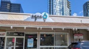 Treat Yourself At Aqua S, The Fanciest Soft Serve Shop In Washington