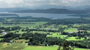 Catch Some Views And See Wildlife When You Hike This 1.9-Mile Mount Philo Loop Trail In Vermont