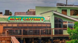 Chow Down On Traditional Southern Fare At Aunt Catfish's On The River In Florida