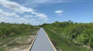The Marsh Ridge Trail In Virginia Takes You From The Bay To The Beach And Back