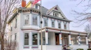 Step Back In Time To 1876 When You Stay In This Nearly 150-Year-Old Minnesota Airbnb