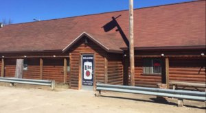 This Rustic Log Cabin Saloon In Michigan Is Perfect For A Road Trip Pit Stop