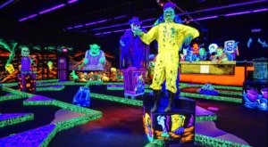 A Spooky, Monster-Themed Mini Golf Course In New Jersey Is Fun For The Whole Family