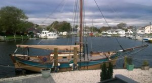 Step Back In Time And Spend A Night On A 1700s-Style Boat In New Jersey