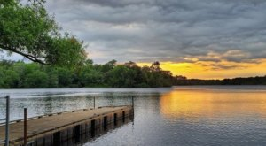 New Jersey's Best Kept Camping Secret Is This Waterfront Spot With More Than 70 Glorious Campsites
