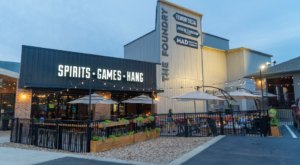The Foundry Social Near Cleveland Has Games, Drinks, Go-Karting, And Fun On Tap