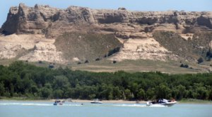 One Of Wyoming's Smallest Parks Is A Great Day Trip Destination For Nature Lovers