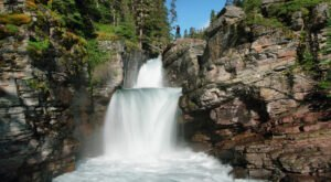 The Exhilarating Waterfall Hike In Montana That Everyone Must Experience At Least Once