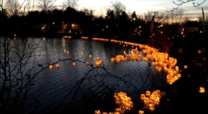The Beautiful Water Lantern Festival Is Coming Soon To Connecticut