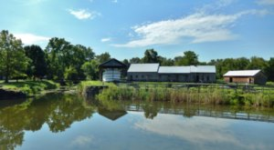 Visit A Recreated Boat Dock And Learn About Erie Canal History At This Museum In New York