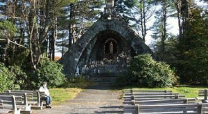 There's A Monastery Hidden Near The River In Maine And You'll Want To Visit