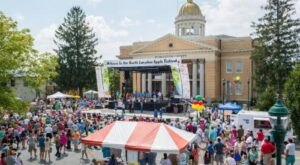 Celebrate The Sweetest Harvest Of The Year At The North Carolina Apple Festival