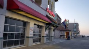 Delaware's Most Iconic Pizza Shop Is The Place To Go For A Slice On The Boardwalk