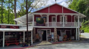 It's Not Fall In North Carolina Until You're Stopped At The Old Cider Mill And Applesoluetely Gift Shop