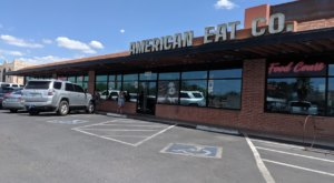 American Eat Co. & Market Is A Food Hall In Arizona With 7 Restaurants And An Arcade