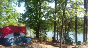 You Can Rent An Entire Campground With 32 Sites In South Carolina For Just $448 Per Night