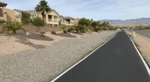 Beachcomber Boulevard In Arizona Takes You From The City To The Lake And Back