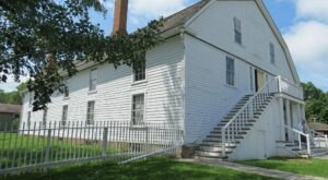 Step Back In Time At Illinois' Authentic Historic Village Of Bishop Hill