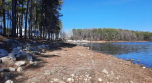 Alabama's Best Kept Camping Secret Is This Waterfront Spot With More Than 50 Glorious Campsites