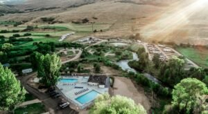 Echo Island Escape RV Resort May Just Be The Disneyland Of Utah Campgrounds