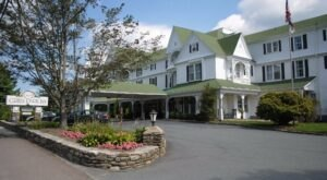 The Green Park Inn Is Being Called The Most Legendary Place To Stay In North Carolina