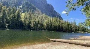 Bid Summer Adieu With This Stunning Lake Hike In Washington