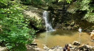 Cool Off This Summer With A Visit To These Maryland Waterfalls
