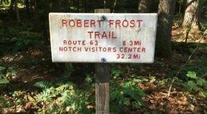 Explore The Sunderland Caves Along The Famous Robert Frost Trail In Massachusetts