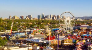 Don't Miss The Biggest Festival In Arizona This Year, The Arizona State Fair
