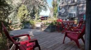 This Quirky Little Cottage In Idaho Is An Outdoor Getaway Waiting To Happen