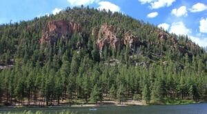 One Of The Best Kayaking Lakes In New Mexico Is One You May Never Have Heard Of