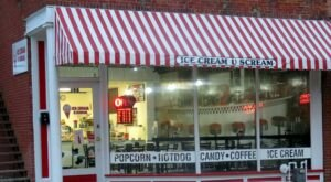 Beat The Heat (And The Stress) With A Monstrous Treat From Ice Cream, U Scream In Iowa