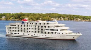 Not Many People Know That You Can Take A Week-Long Cruise Along The Chesapeake Bay