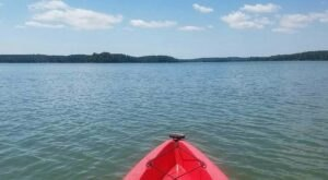 The Best Kayaking Lake In South Carolina Is One You May Never Have Heard Of