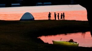 Texas' Best-Kept Camping Secret Is This Waterfront Spot With Nearly 200 Glorious Campsites