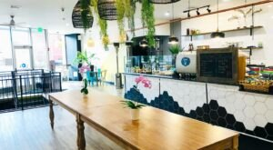 Visit Cafe Zara in Providence Rhode Island, Which May Just Be The Coolest Coffee Spot In The State