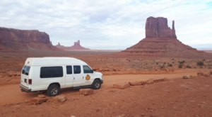 Take A Jeep Tour Of Monument Valley To Experience One Of Arizona's Most Iconic Natural Wonders Like Never Before